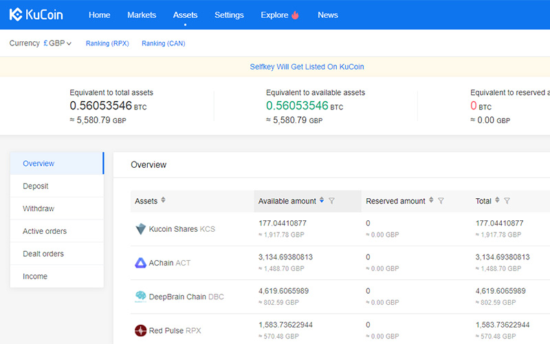 Kucoin review - a top exchange